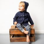 8% Baby Strickjacke Paul Sense Organics In 8 Kind Mode Baby Bio Kleidung