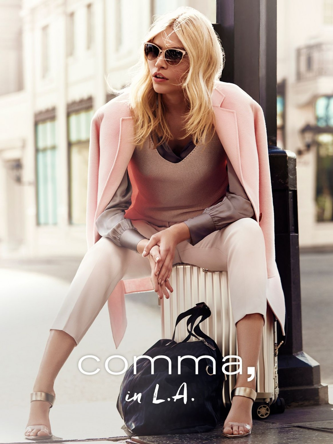 comma fashion  Spring/Summer 11  comma in L.A. #commafashion