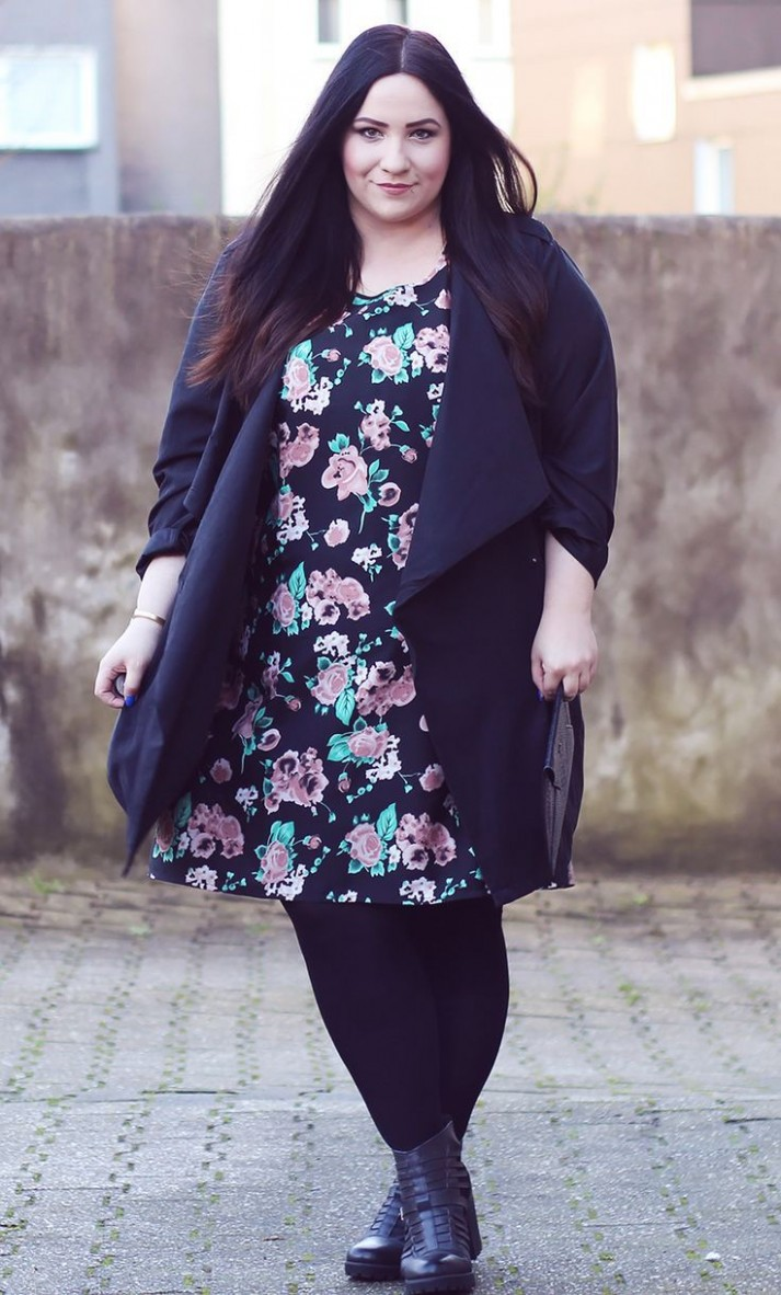 DRESSITCURVY - PLUS SIZE FASHION BLOG  Outfit, Mode, Outfit ideen