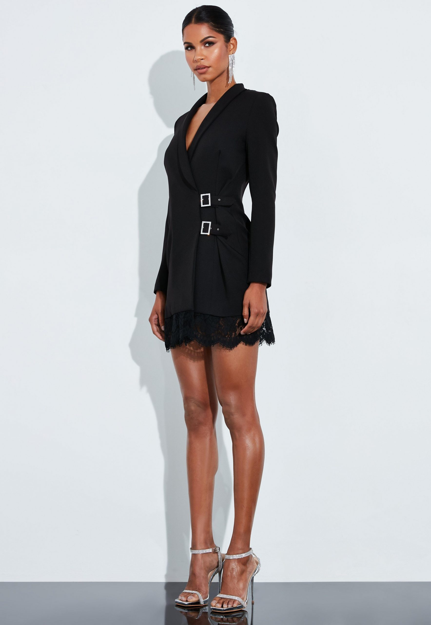 lace kleid with blazer where can i buy 11c 11a