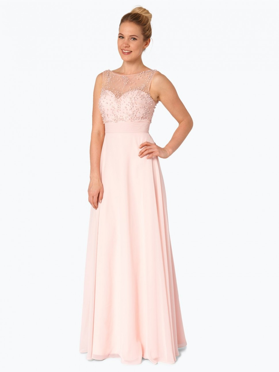 luxuar fashion damen abendkleid online kaufen vangraaf