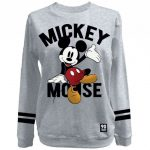 Mickey Mouse Damen Sweater Mickey Mouse Kleidung Damen