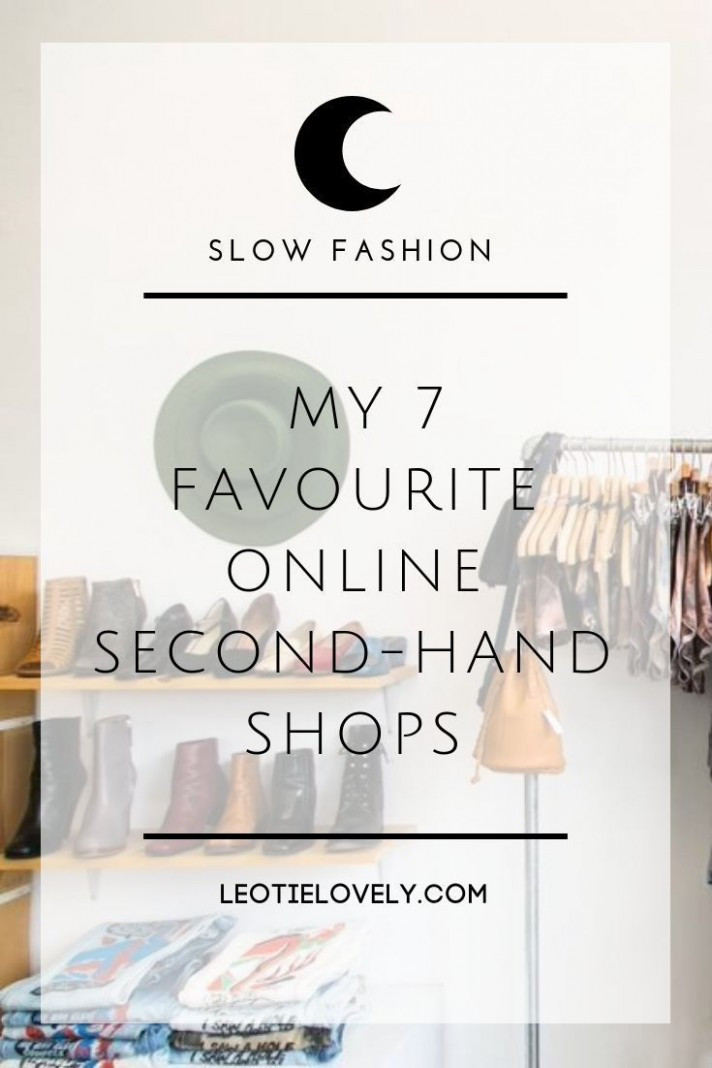 my 8 favourite online second hand shops for pre loved gear second hand mode online