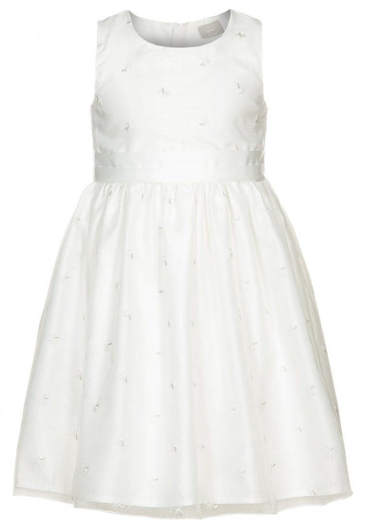 name it nitilik cocktailkleid / festliches kleid bone zalando kinderkleider