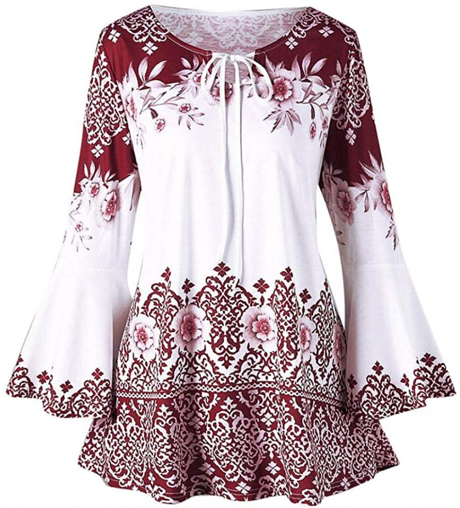 new ex dp white lace fluted sleeve top blouse tunic holiday summer dp kleidung