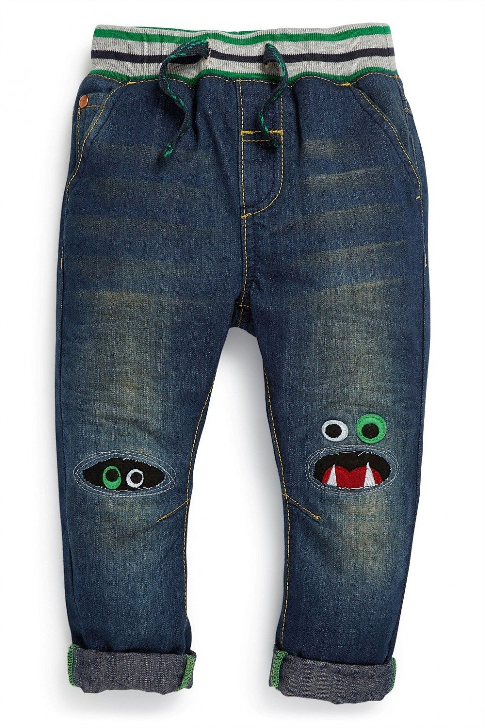 next monster knee jeans sold out in the size i want, so i