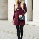 Outfit: Winterkleider Aus Strick Sunnyinga Fashion Blog Aus Winter Kleider