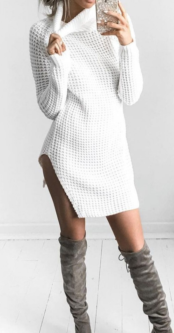 pin by purla strick on knitting sweater dress, sweater dress strickpullover kleid