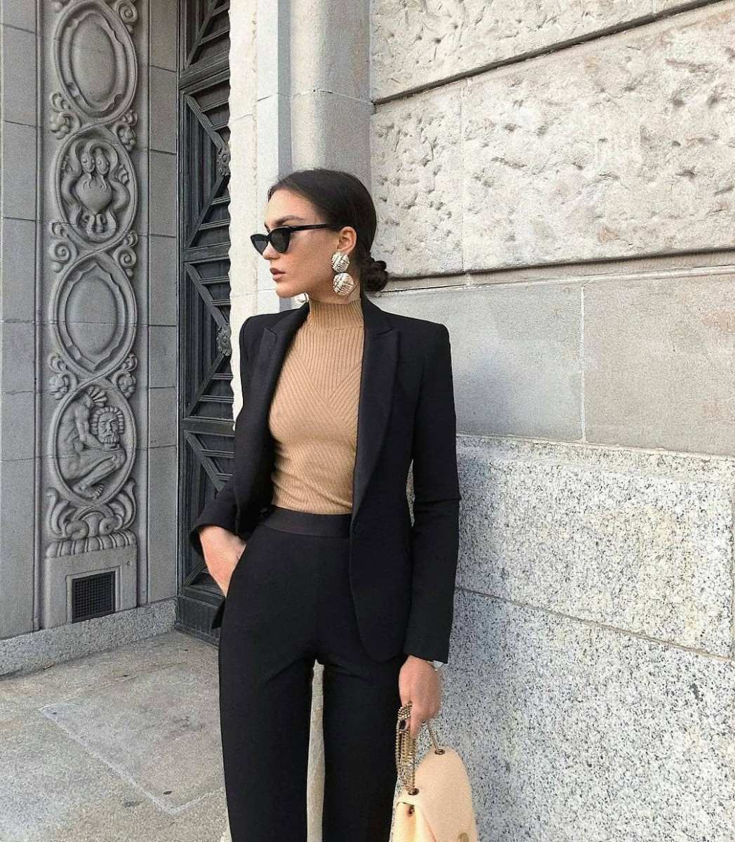 Pin By Shot By Nae On Work Professional Outfits, Work Outfits Business Outfit Frau