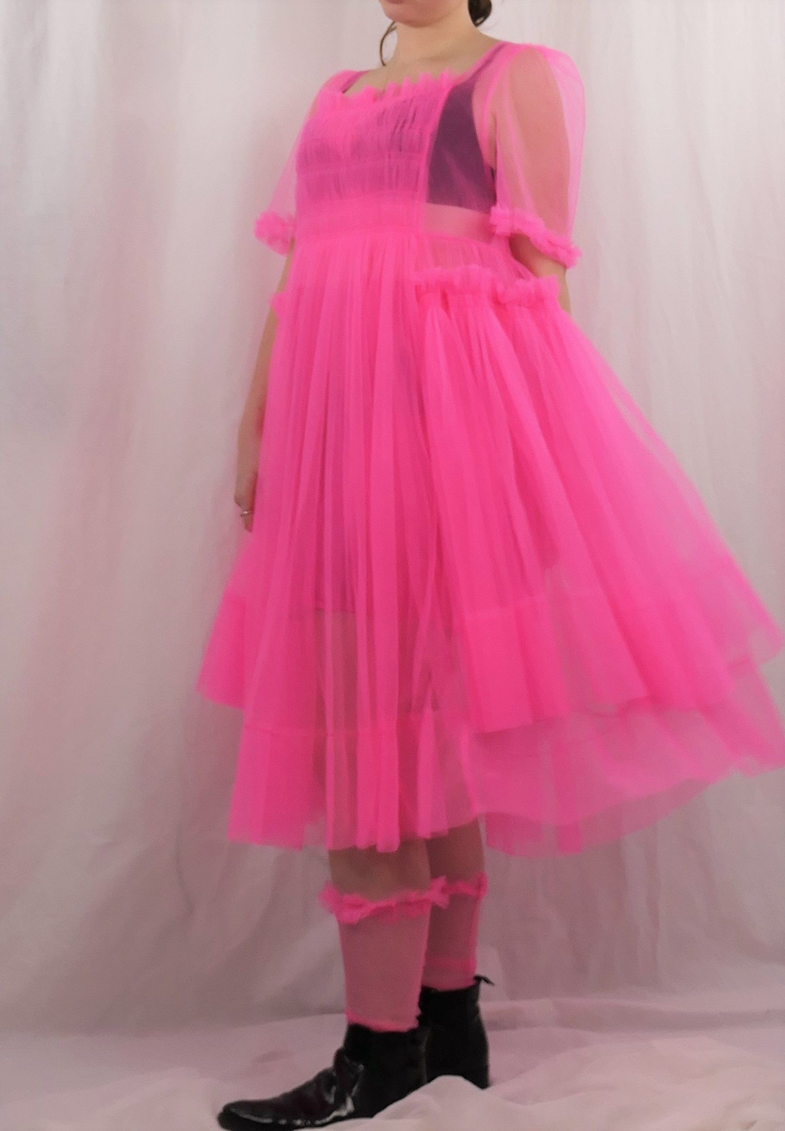 pin on sexy kleid pink