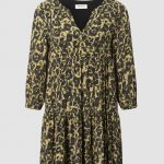 Rich & Royal Kleid Mit Leoprint Rich & Royal Kleider, Rich Rich And Royal Kleid