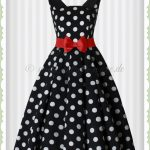 Schwarz Kleid With Gold Dots Buy 8a8a8 48658 Polka Dots Kleid