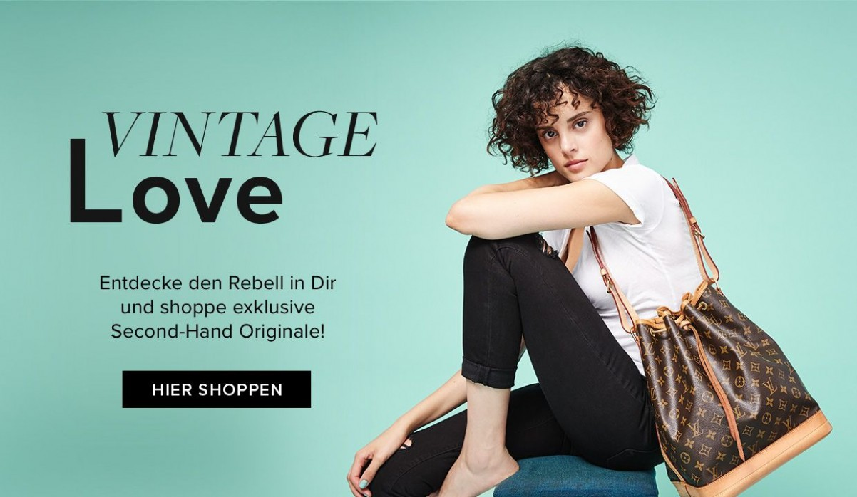 vintage love second hand mode, second hand kleidung, mode online second hand mode online