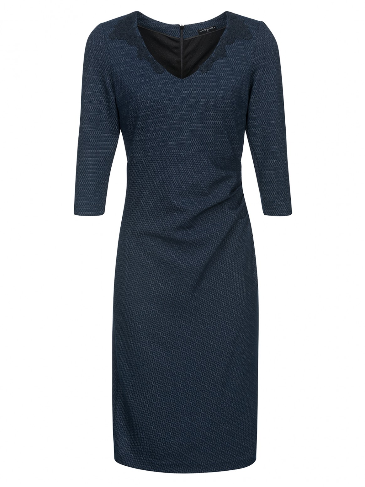 vive maria pretty forever dress blue napo webshop vive maria kleid