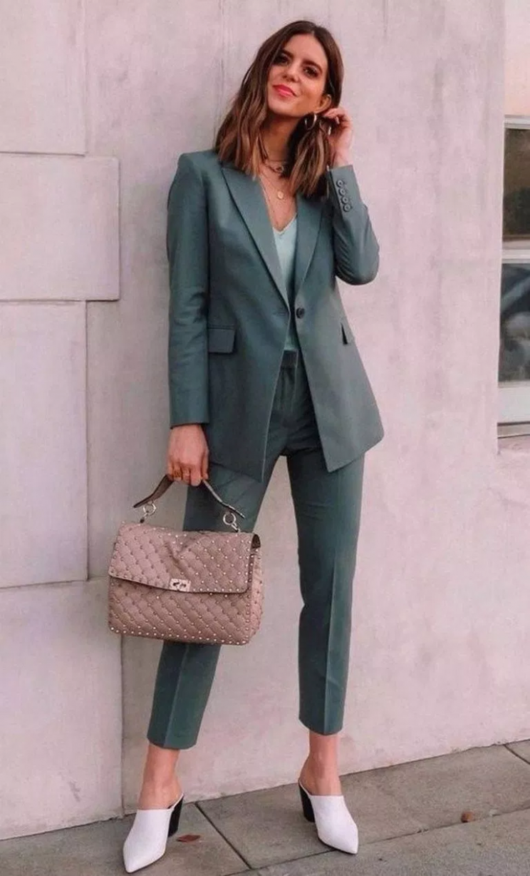 12 trendy business casual work outfit for women 12 » fashion business outfit damen