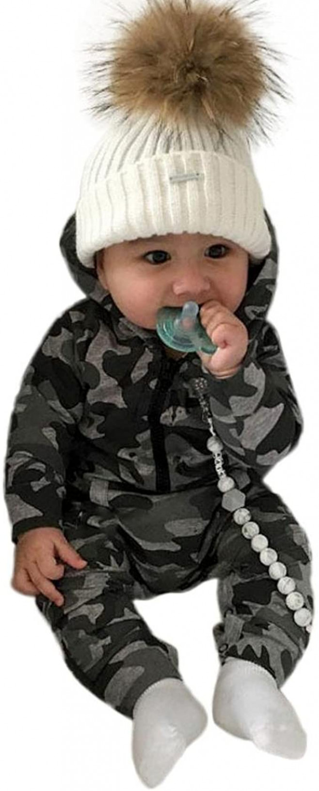 baby jungen mädchen camouflage print kapuzen overall overall kleidung outfits xinantime baby junge kleidung