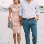 Couple Sommerhochzeit Outfits, Outfit Hochzeitsgast Frau Outfit Hochzeitsgast Frau
