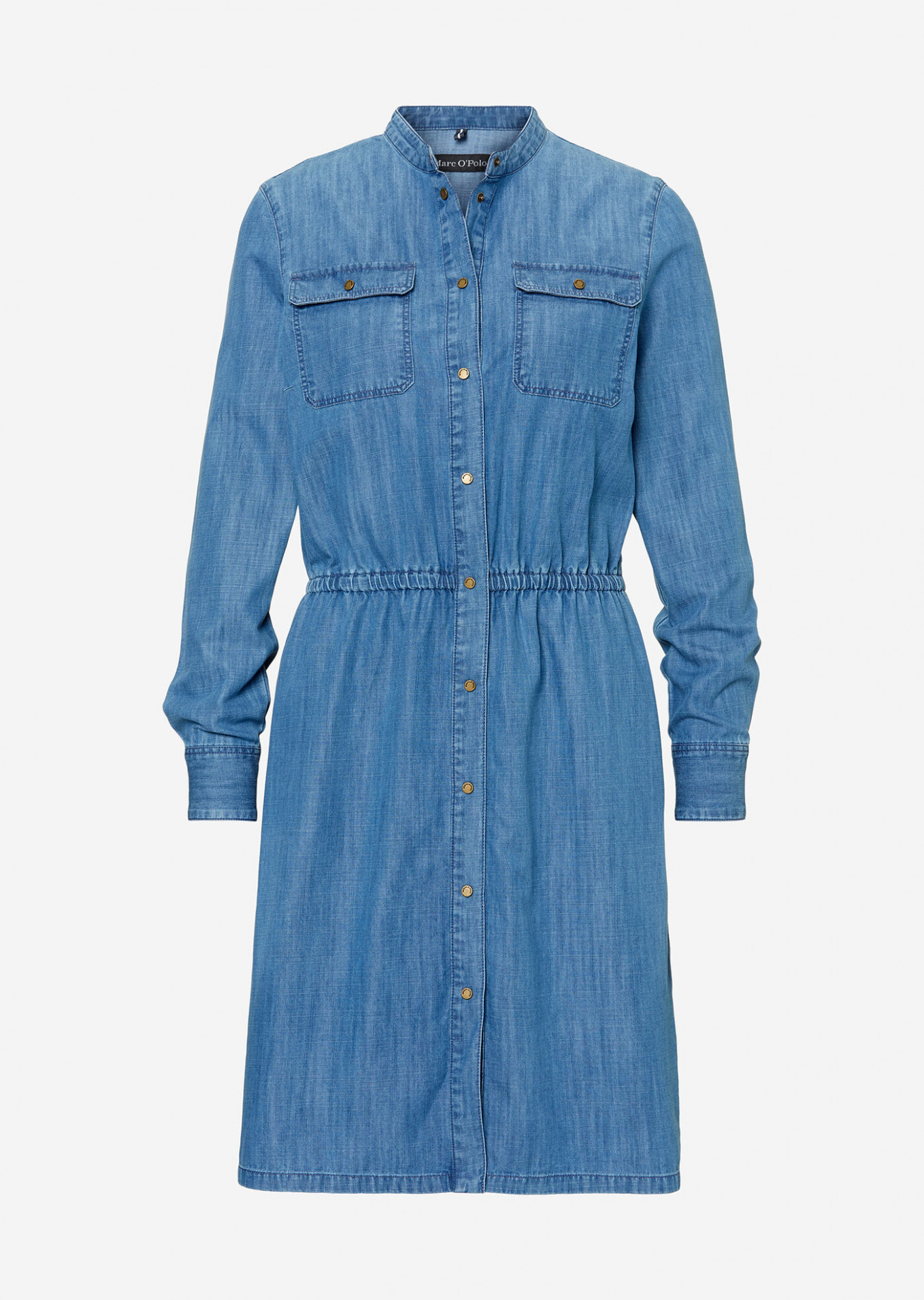 denim dress marco polo jeanskleid