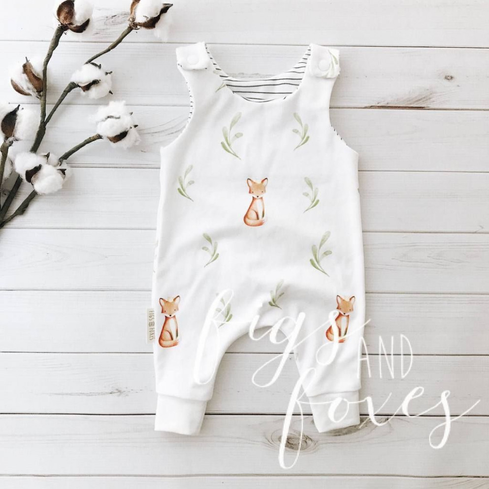 "featuring the adorable f&f exclusive our ""king fox"" print"