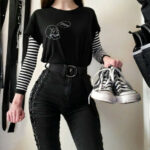 Ig : @adn Studios8 In 8 Edgy Outfits, Bad Girl Outfits 1a Kleidung