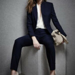 Pin By Allison On Women In Suits Work Wear Women, Work Outfits Business Outfit Damen