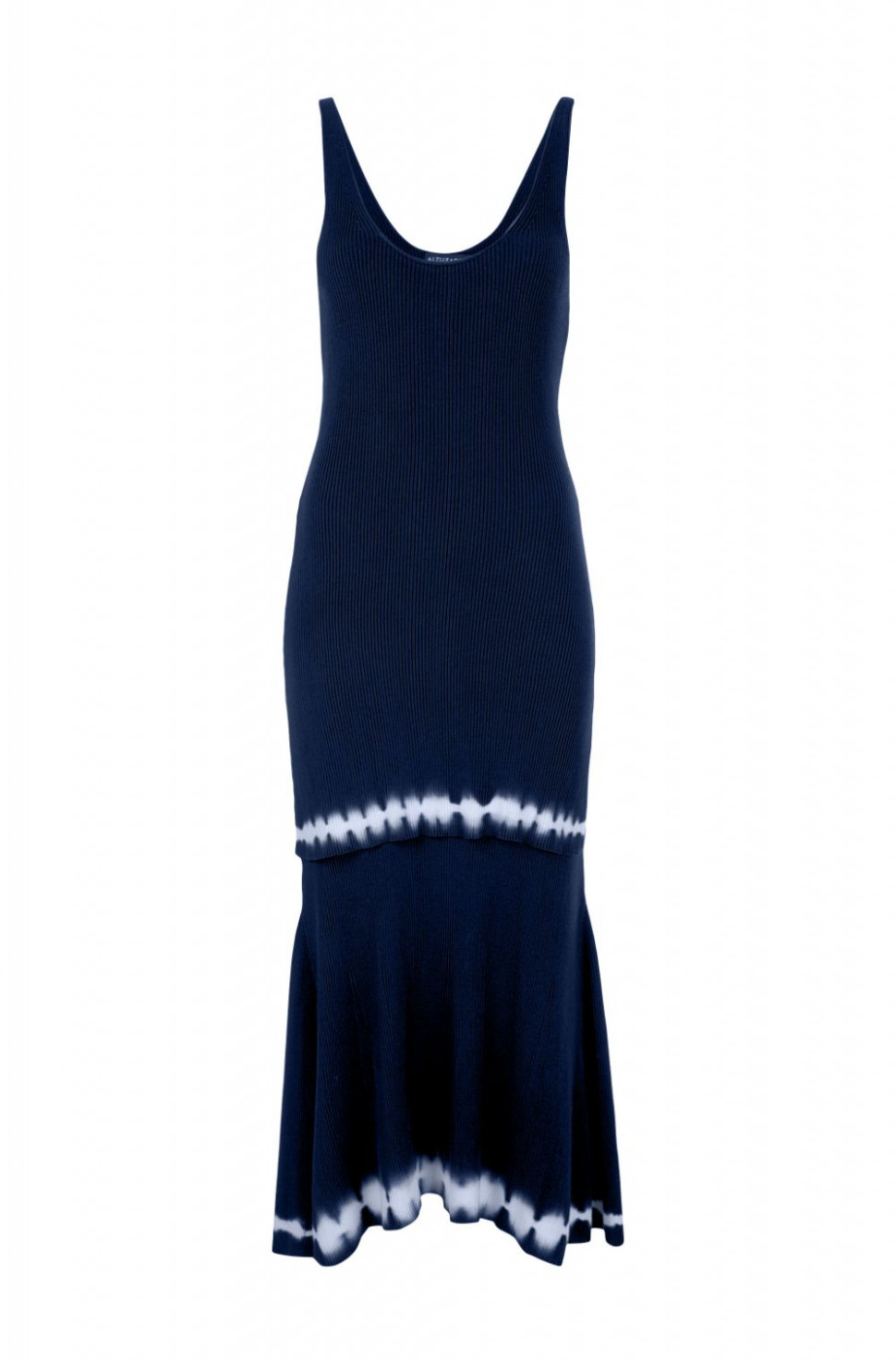 'Shinobu' Strickkleid in blau  Altuzarra Official Site