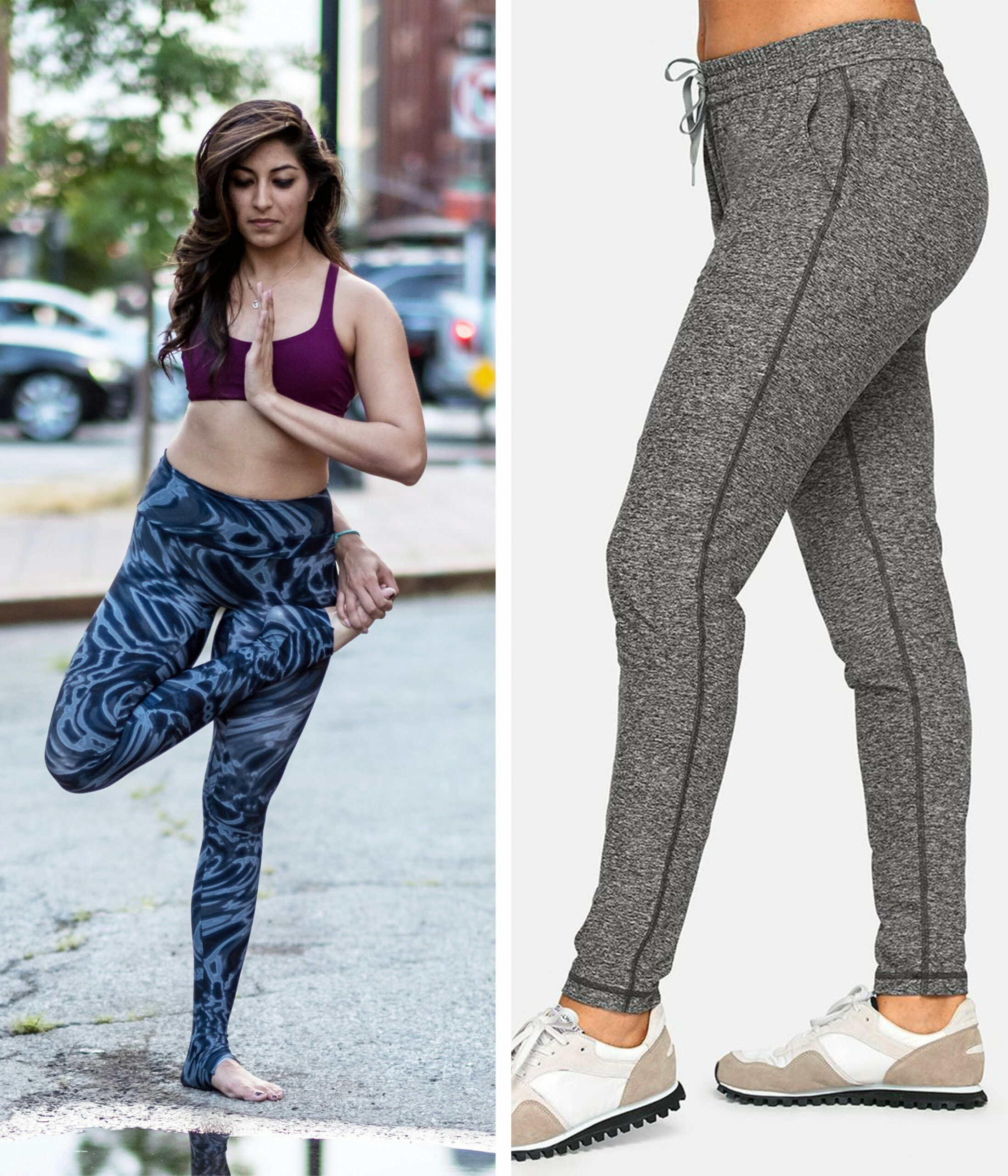 9 best yoga pants in 9, according to yoga instructors glamour yoga hosen