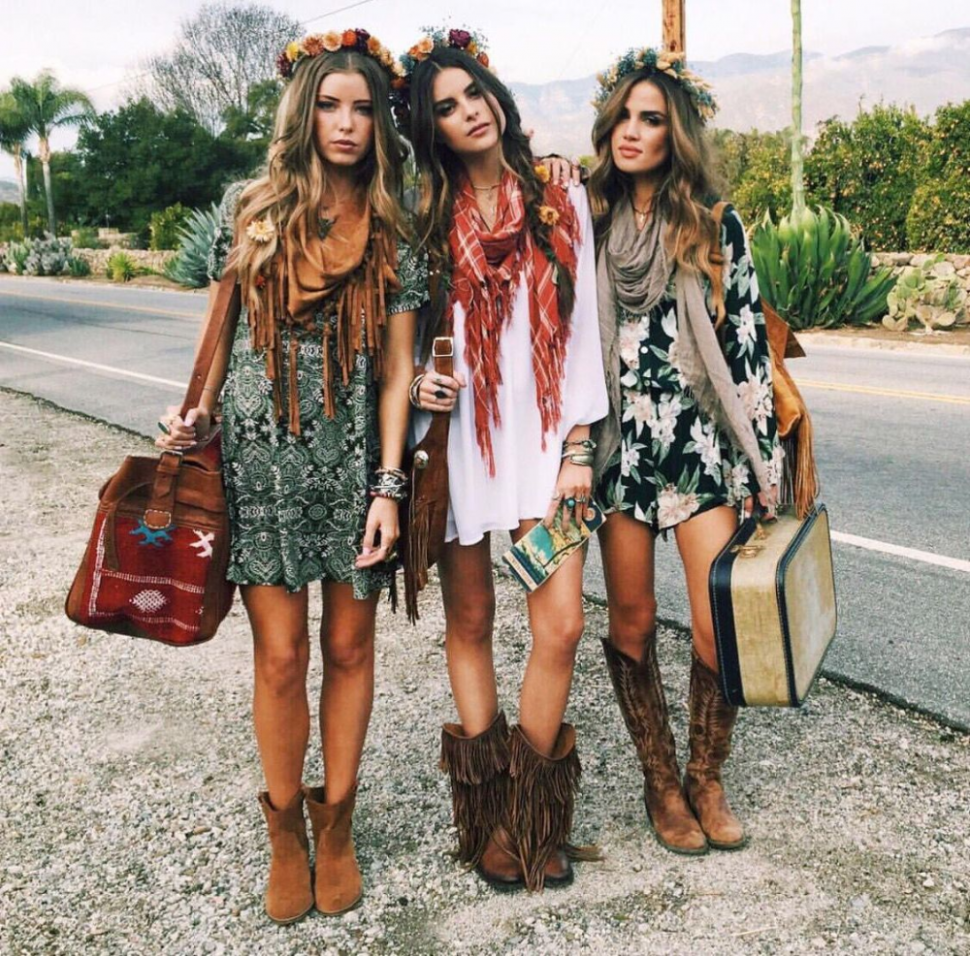 9 modern hippie fashion style 9 festival outfits, festival hippie outfit frauen