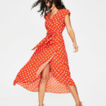 Antonia Wrap Dress W9 Smart Day At Boden Smart Day Dresses Boden Kleidung