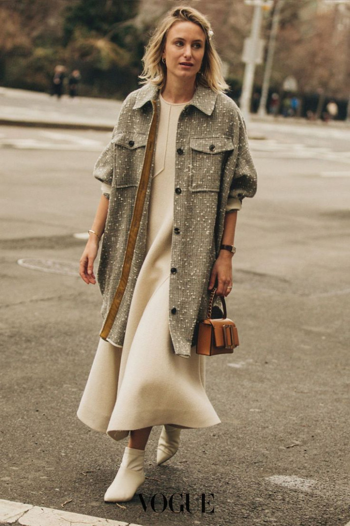 Back to nature: why beige is the color of the season  Today's