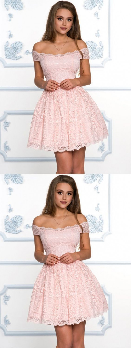 cobridal #dresses #fomal #homecoming #lace #pink #cobridal pinke kleider
