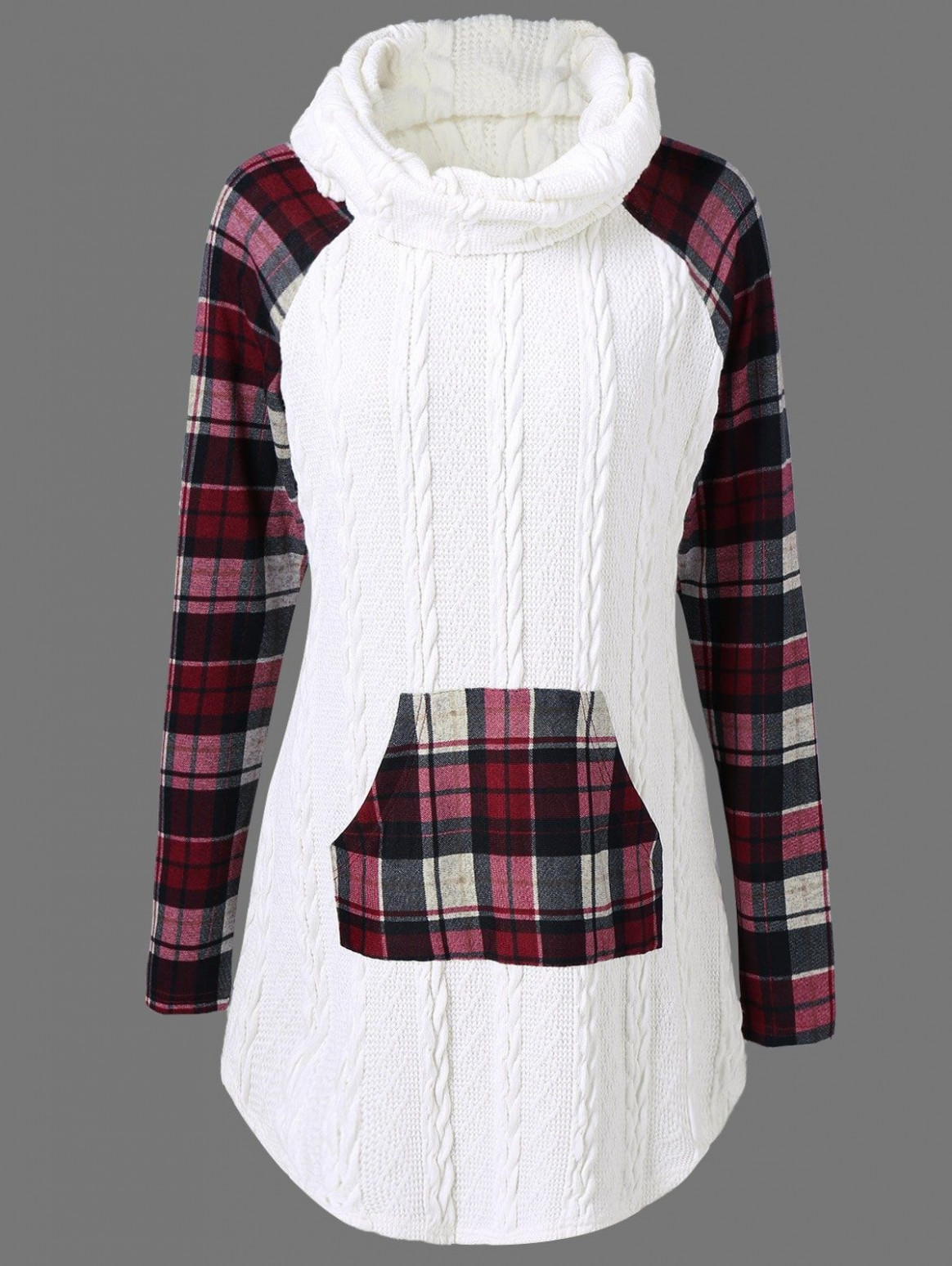 competitive white 12xl sweaters & cardigans online, mobile gamiss online 77 kleidung