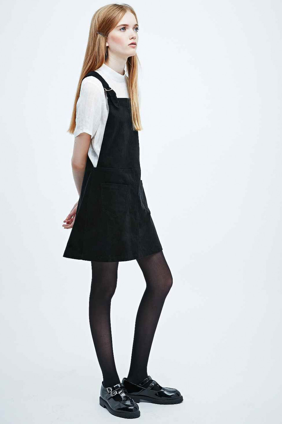 Cooperative by Urban Outfitters - Latzkleid aus Cord  Stil