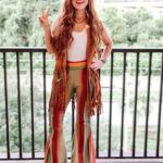 Hippy 9s 9s Outfit, Costume Inspiration Hippie Costume Hippie Outfit Frauen