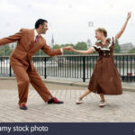 Lindy Hop High Resolution Stock Photography And Images Alamy Lindy Hop Kleidung
