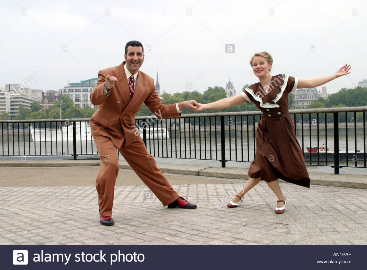 lindyhop high resolution stock photography and images alamy lindy hop kleidung