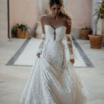 Mermaid Wedding Dress By Gaia Lahav