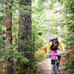 Munich Mountain Girls Mtb Ausruestung Frauen Mountainbiken Bike Klamotten Damen