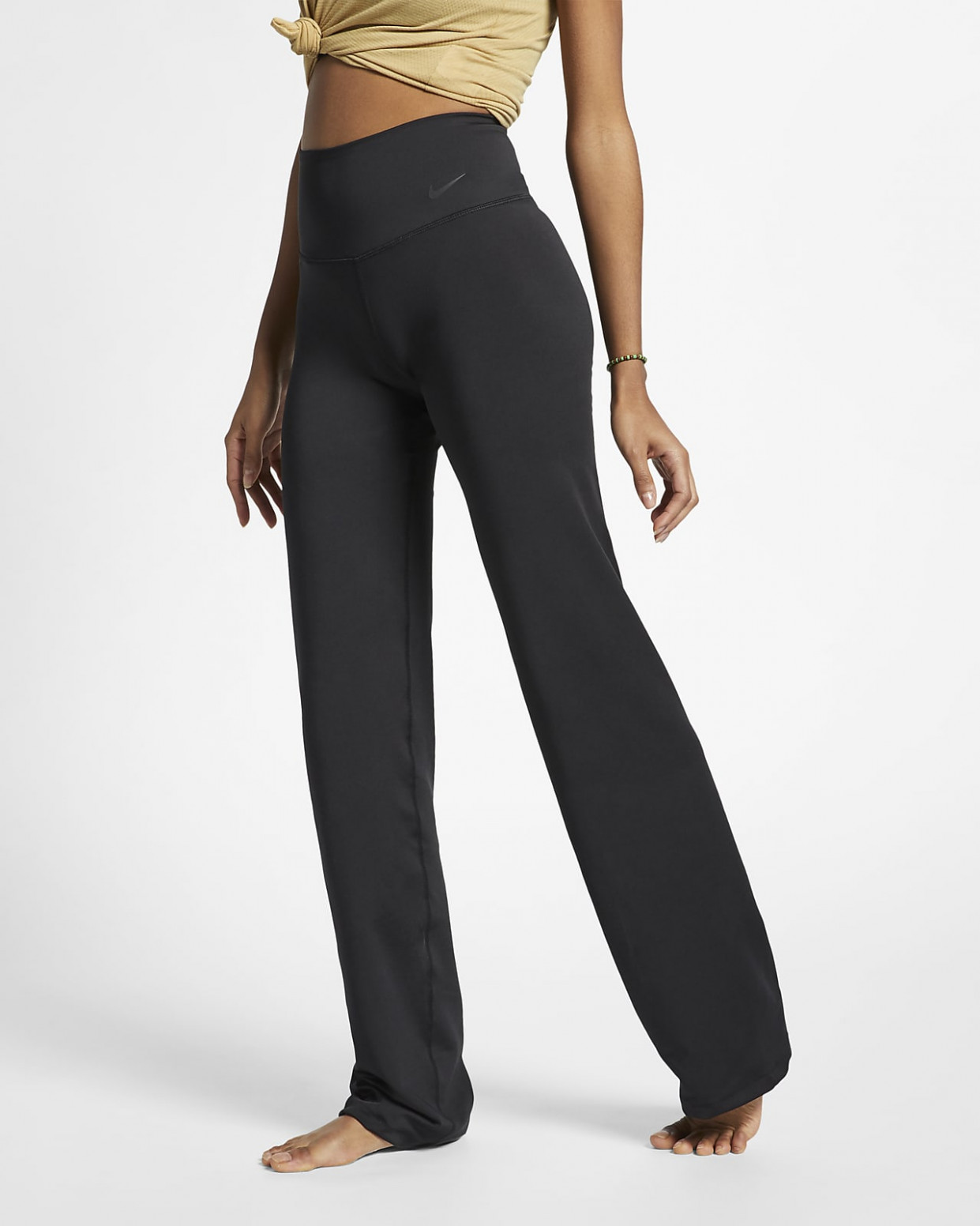 nike power women's yoga training trousers yoga hosen | Yoga Hosen