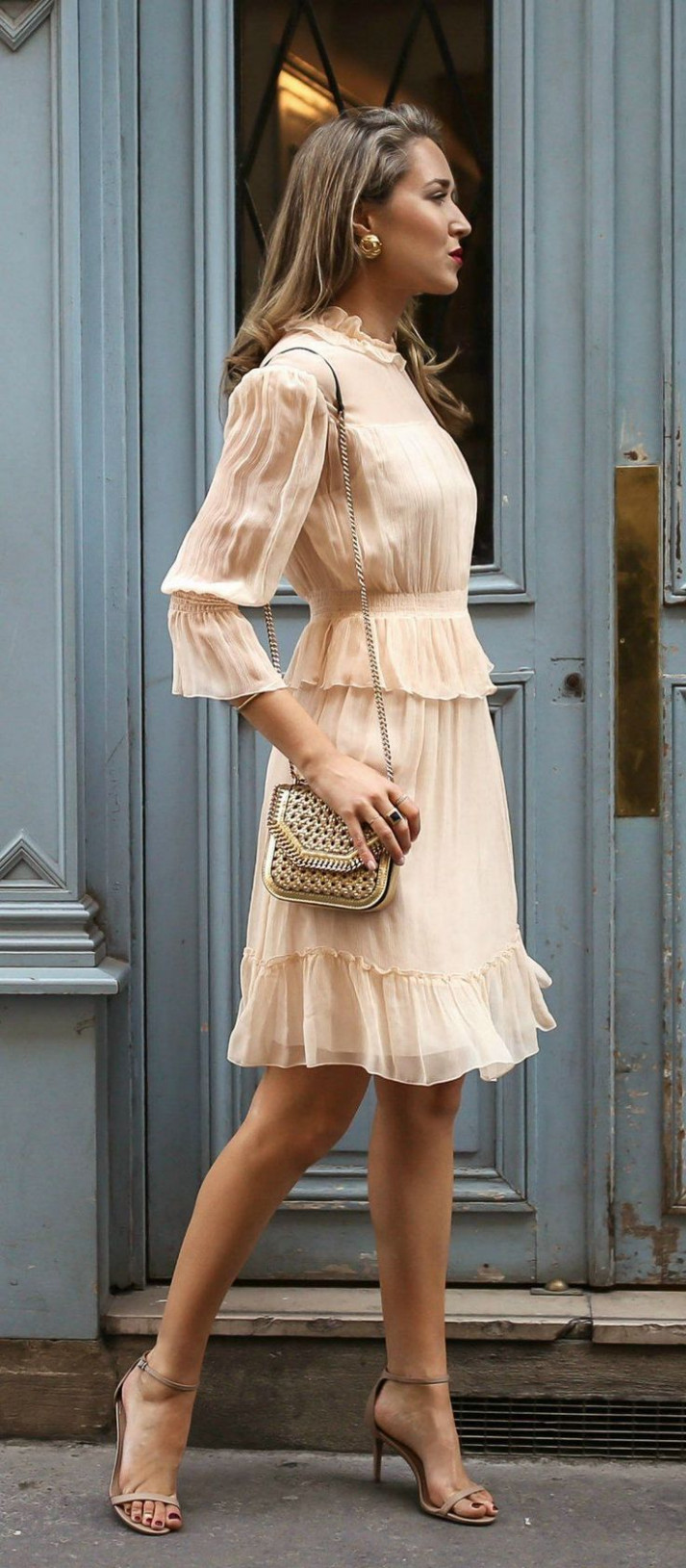 Pin Auf Dresses Casual Outfit Für Taufe