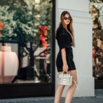 Style Tip: How To Combine Dresses And Sneakers Fashionblog Berlin Kleid Mit Sneaker