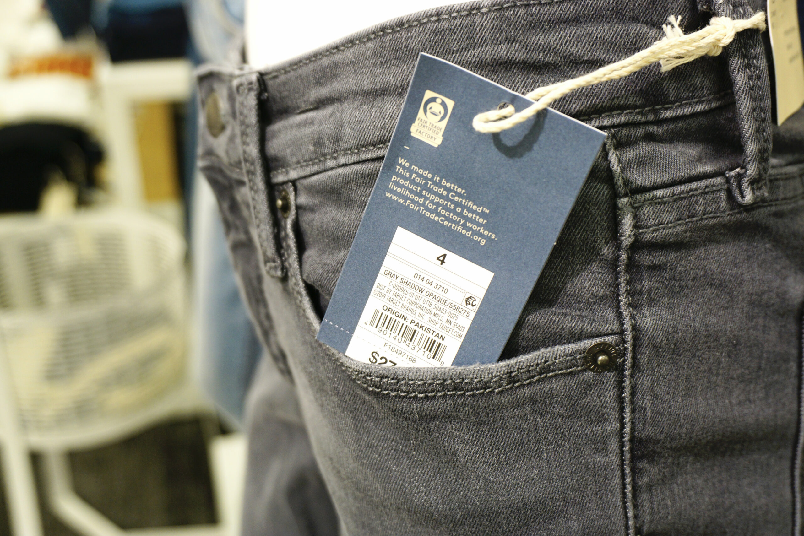 target's fair trade denim: does it live up to the hype? fairly fair trade jeans | Fair Trade Jeans