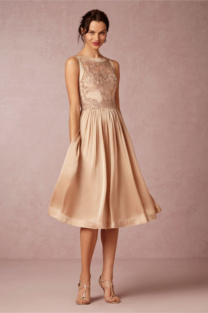 The Stunning Spring 8 Bridal Collection from BHLDN  Kleid