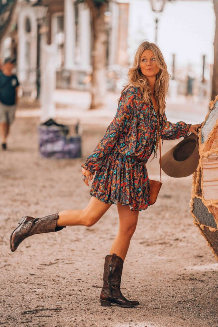 the ultimate hippie style dress you have been looking for all hippie outfit frauen