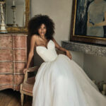 Vera Wang's 9 Greatest Wedding Dresses Vogue Paris Vera Wang Hochzeitskleid